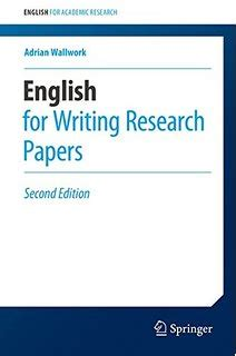 How to write chapter 2 research paper